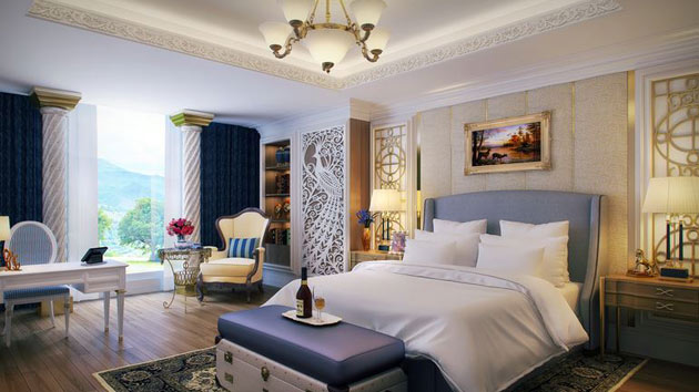 Brilliant Elegant Bedroom Design 630 x 354 · 52 kB · jpeg