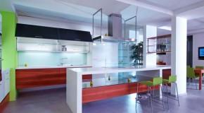 Gorgeous Modern Kitchen Designs by Mateja Cukala