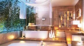 Stylish Modern Bathrooms from MOMA Design
