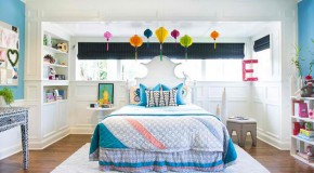 How to Magically Makeover a Teenage Girl's Bedroom
