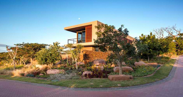 Brilliant Views Of Aloe Ridge House In South Africa Home