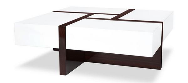 20 Contemporary Designs of Square Coffee Tables  Home Design Lover