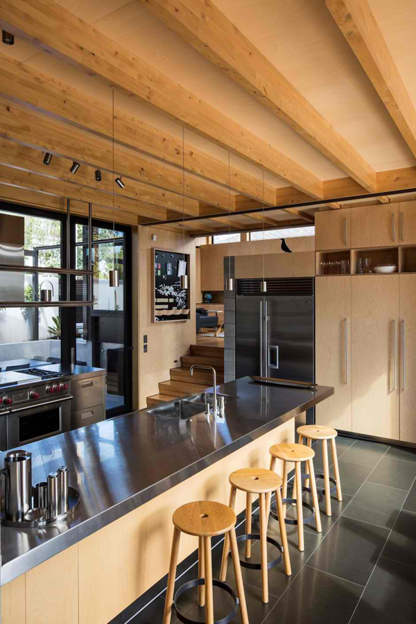 Amazing Features Of Boatshed In Auckland New Zealand Home Design Lover