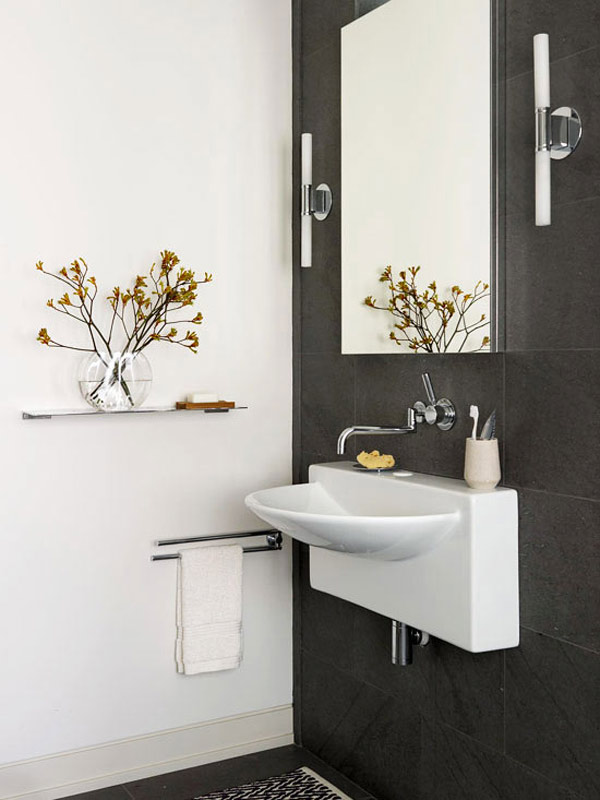 bathroom basin design