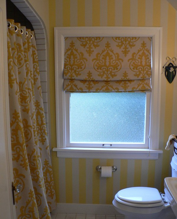 bold roman shades window enhance