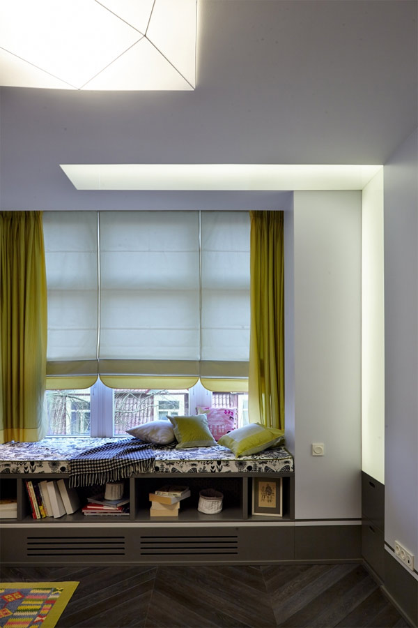 window customized bed