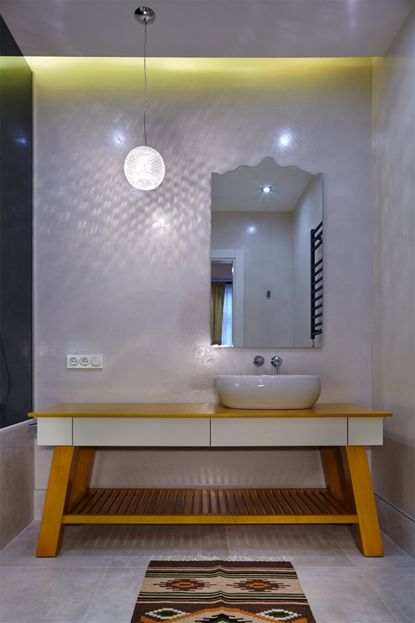 contemporary design bathroom