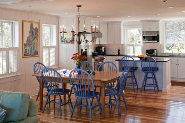 20 Pretty Beach Cottage Furniture for Dining Rooms – Beach House Dining Room