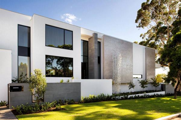 High-class home design