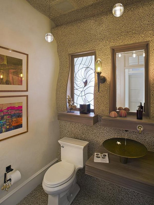 Bathroom Window Treatments 20 designs for bathroom window treatment | home design lover