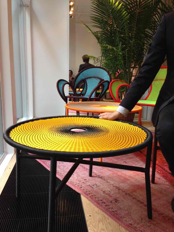 handwoven furniture