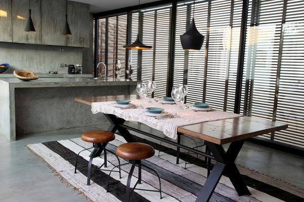 stylish dining set