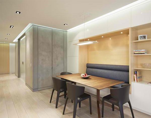 Upper West Side Combo Dining Room