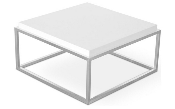 20 contemporary designs of square coffee tables | home design lover