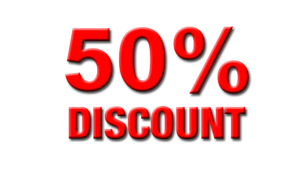 Look for discounts