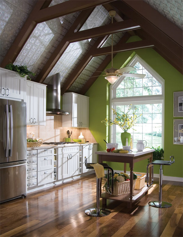 20 Superb Ideas On How To Style Your Ceilings Home