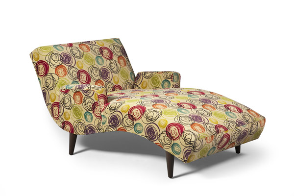 20 classy chaise lounge chairs for your bedrooms home design lover - Colorful chaise lounge chairs ...