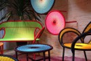 Banjooli Collection: Colorful Outdoor Furniture for Moroso