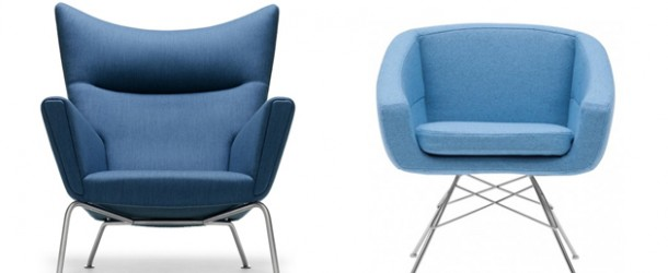 20 Inspiringly Charming Blue Living Room Chairs