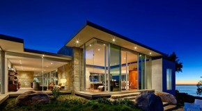 The Extravagant Views in the Carpinteria Residence in California