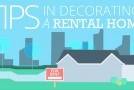 10 Tips in Decorating a Rental Home [Infographic]