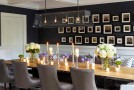 20 Astonishing Dining Room Wall Decors