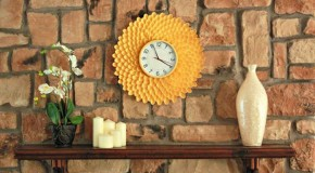 22 DIY Clocks That'll Make You Hate Your Old Boring Clock