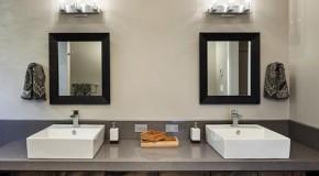 20 Classy and Functional Double Bathroom Vanities