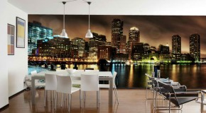 Attractive Simple DIY Application Wall Murals from Eazywallz