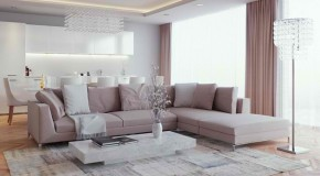 A Luxurious Contemporary Living Room by Eduard Caliman