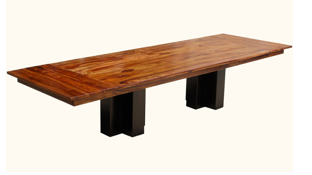 20 gorgeous extra large rectangular dining tables home for Extra small dining table