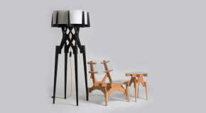 Konstantin Achkov's Impressive Lese Series and Electron Chair