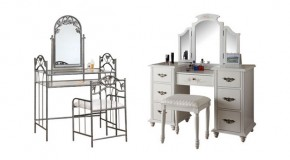 20 Make-up and Vanity Tables for Your Bedroom