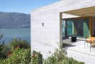 Easy-Cut Volumetric and Naturalistic New Concrete House