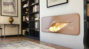 Mvtikka Fireplace: A Futuristic Contemporary Addition to Your Home