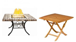 20 Awesome Modern Day Square Patio Tables