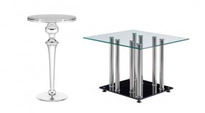 20 Amazing Designs of Stainless Steel Tables