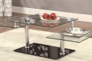 20 Inimitable Styles of Swiveling Glass Coffee Table
