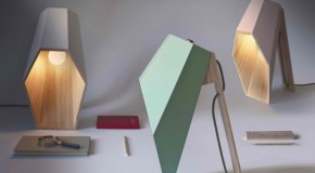 Woodspot: An Unusual Lamp Design by Alessandro Zambelli