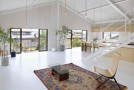 Fabulous White Palette in the Interior of House in Yoro in Japan