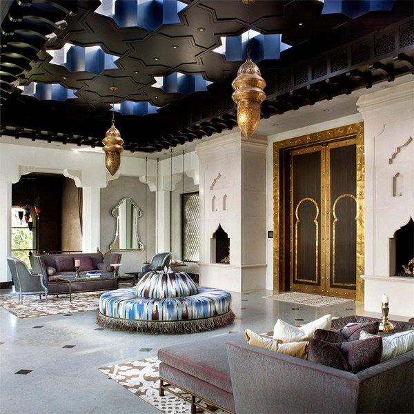 20 Luxurious Design Of Mediterranean Bedroom: 20 Luxurious Design Of A Mediterranean Living Room