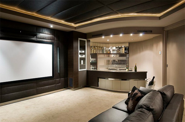 Captivating Home Entertainment Bar Images - Best Image Engine ...