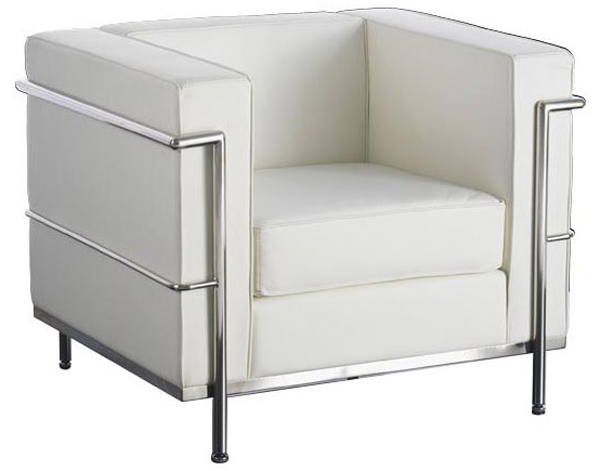 20 Neat And Complex White Lounge Chairs List Deluxe
