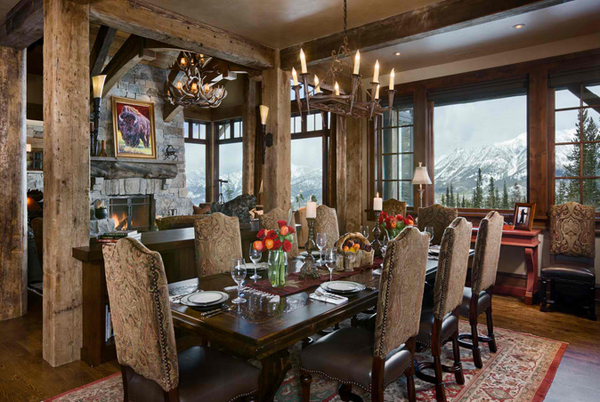 20 outstanding tuscan dining room decors | home design lover