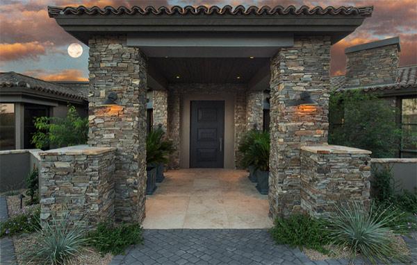 bricks stones