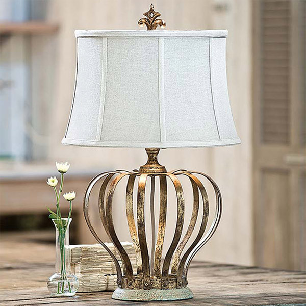 20 Rustic Collections Of Antique Lightings