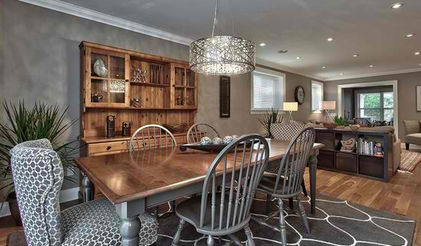 10 Tips to Pull Off a Mismatched Dining Room Home Design  : 5 same from homedesignlover.com size 600 x 350 jpeg 160kB