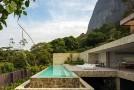 Extravagant Vistas in the Casa Al in Rio de Janeiro, Brazil
