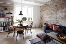 Ethnic Inspired Interior of a Minimalist Apartment in Poland