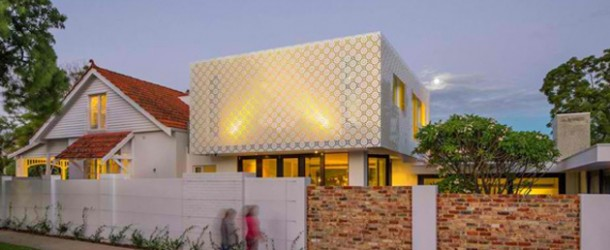 The Amiable Hamersley Road Residence in Australia